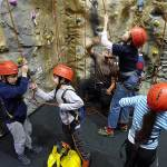 Taster Session in the Main Wall