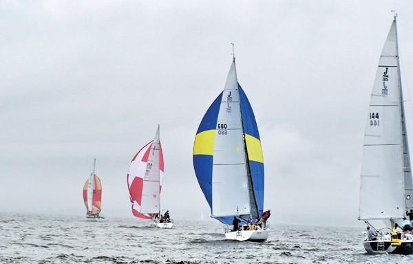 67th Annual Red Grant Regatta Perth Amboy Raritan Yacht