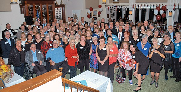 PAHS Class Of 1965 50th Reunion The Amboy Guardian