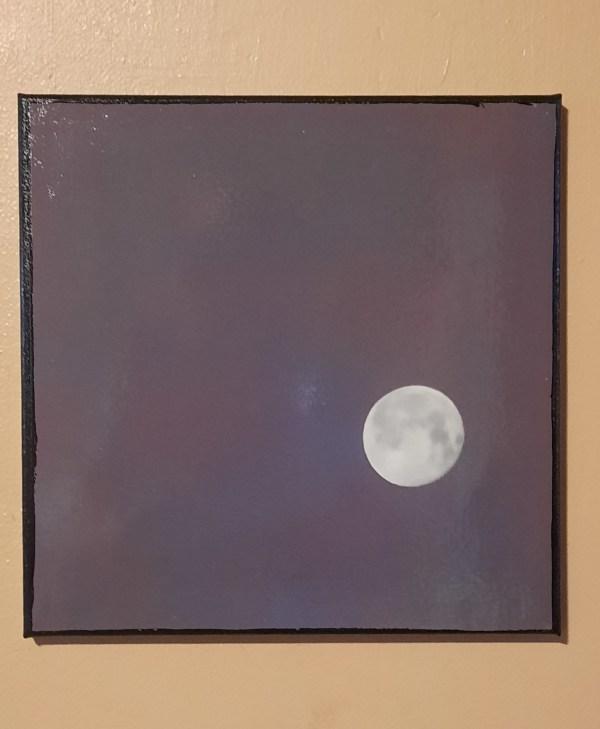 Full Moon 12x12