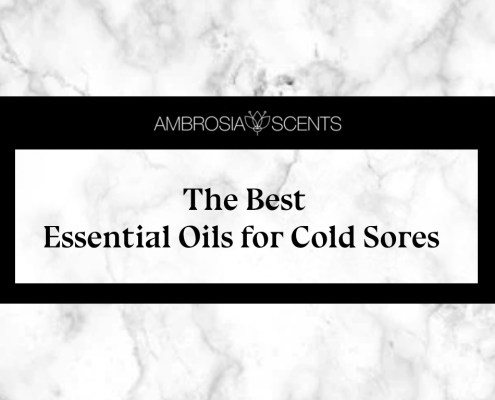 The Best Essential Oils for Cold Sores