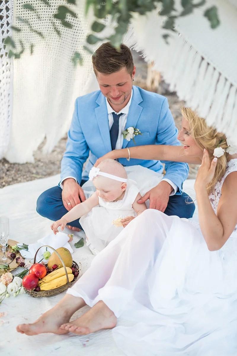 Heiraten im Ausland mit Kindern