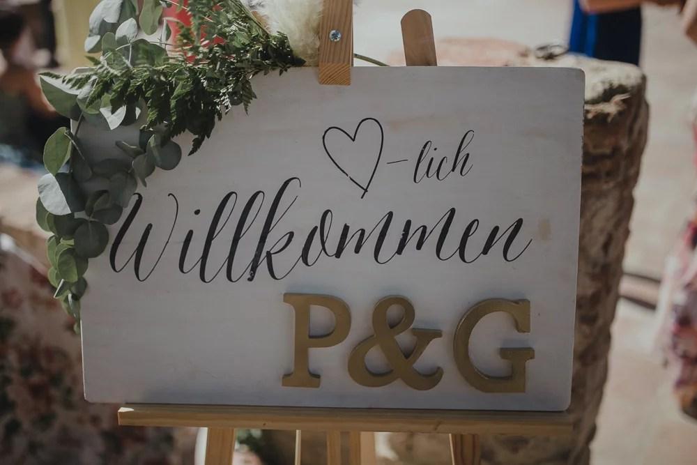 Festival boho Hochzeit, Boho Wedding Welcome Schild