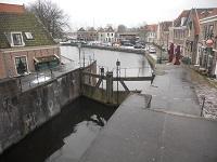 Spaarndam op een wandeling over de Stelling van Amsterdam van Haarlem naar Krommenie