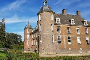Wandelen over Achterhoekpad bij kasteel Slangenburg