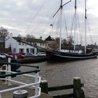 Friese Woudenpad - Dokkum-Veenwouden - Wandelen in een coulissenlandschap