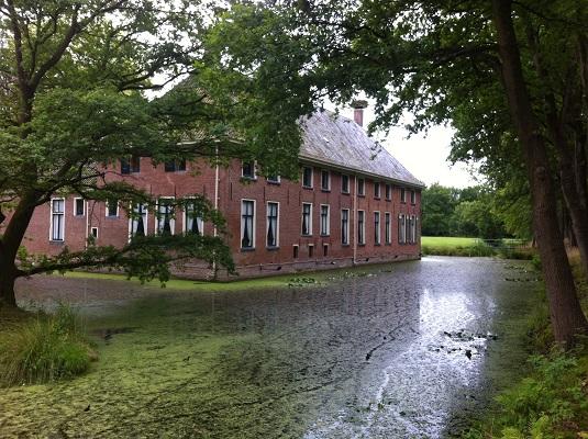 Havezathe Mensinge op een wandeling over het Drenthepad van Norg naar Roden