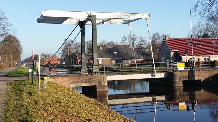 Wandelen over het Groot Frieslandpad in Klein Groningen