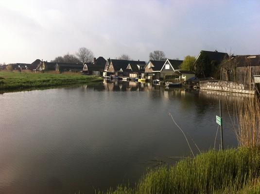 Wandelen over het Groot Frieslandpad in Oudkarspel