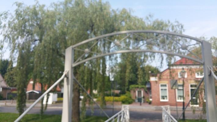 Wandelen over het Groot Frieslandpad in Oude Pekela