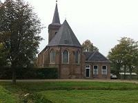 Mastenbroek tijdens een wandeling over het Hanzestedenpad van Hasselt naar Kampen