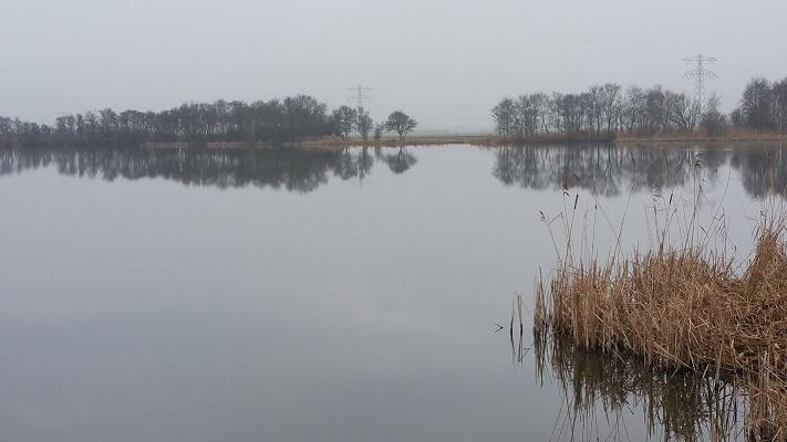 Noorderham in Krommenie tijdens wandeling van Schermerhorn naar Krommenie over het Noord-Hollandpad
