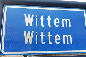 Wandelen over het Peerkepad in Wittem