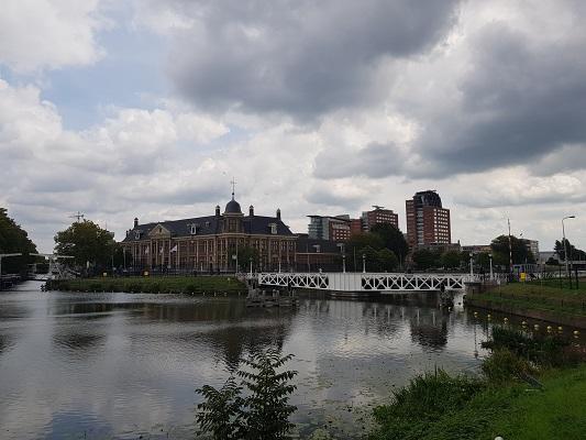 Wandelen over het Romeinse Limespad in Utrecht