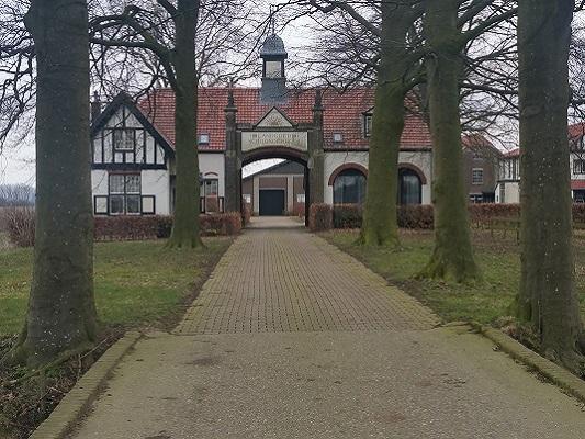 Landgoed Schoonderlogt op wandeling over Roots Natuurpad van Doorwerth naar Winssen
