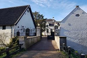 Slot Doddendael in wandeling over Streekpad Nijmegen