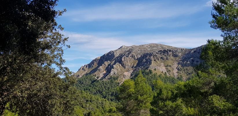 Tramuntanagebergte op wandelvakantie in Tramuntanagebergte op Spaans eiland Mallorca