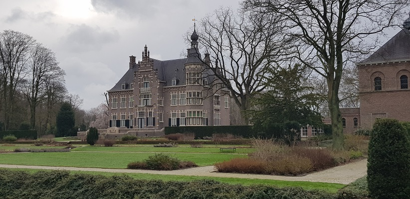 Wandelen over Rielsepad van Eindhoven naar Geldrop