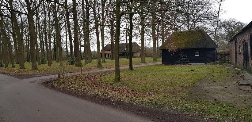Wandelen over Rielsepad van Eindhoven naar Geldrop in Riel