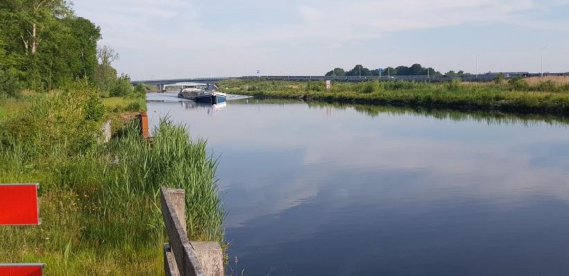 Wandeling Ommetje De Beemden en de Donken in Den Dungen langs de Zuid-Willemsvaart
