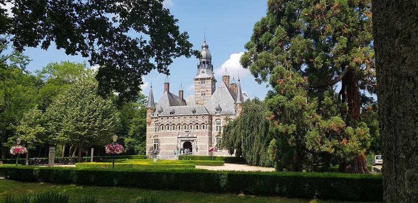 Wandeling met de gids van Gegarandeerd Onregelmatig Buiten de binnenstad van Nijmegen over het Wijchenpad bij kasteel Wijchen