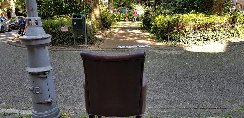 Wandeling door de binnenstad van Amsterdam in Oud-Westaanhof
