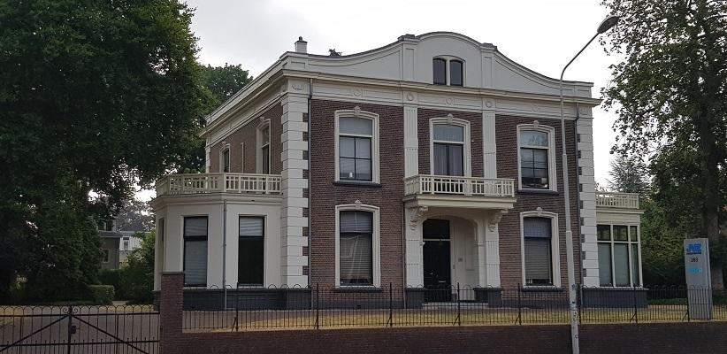 Wandeling buiten de binnenstad van Nijmegen van Gegarandeerd Onregelmatig over het Goffertpad in de Sint Annastraat