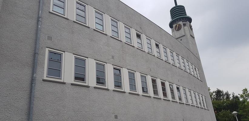 Wandelen buiten de binnenstad van Amsterdam van Gegarandeerd Onregelmatig in betondorp