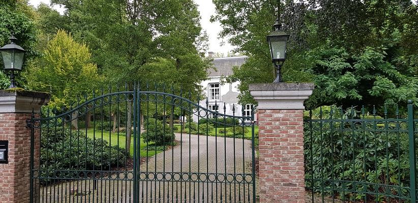 Wandeling over het Roots Natuurpad van Oisterwijk bij landgoed Heerenbeek