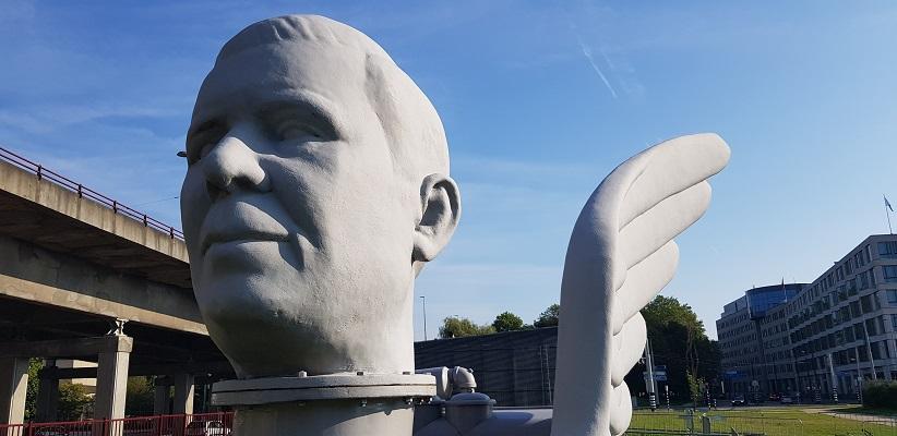 Wandeling door Vogelaarwijken in Arnhem van Gegarandeerd Onregelmatig bij de Sphinx