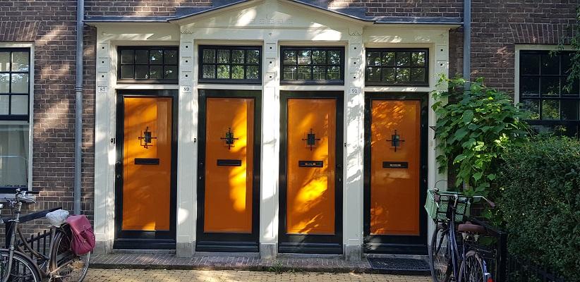 Wandeling door Vogelaarwijken in Arnhem van Gegarandeerd Onregelmatig