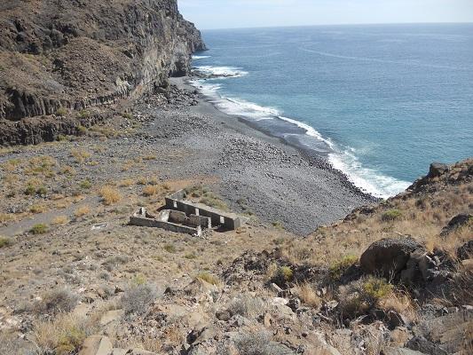Wandeling op La Gomera van Pajarito naar Imada
