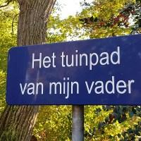 Over het tuinpad van mijn vader - Wandelen door Deurne
