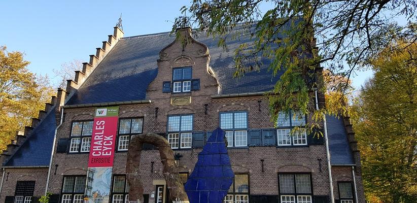 Wandeling in Deurne over het Tuinpad van mijn vader bij het Wiegers Museum