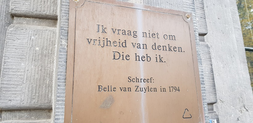Wandeling uit gids Utrecht acht keer anders langs markante Utrechters