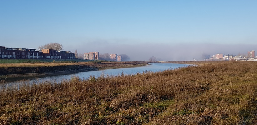 Wandeling over het Dijkenpad in Arnhem van Gegarandeerd Onregelmatig