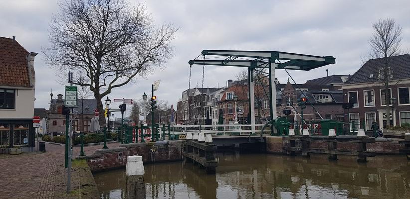 Wandeling over het Romeinse Limespad van Leiden naar Voorburg in Leidschendam
