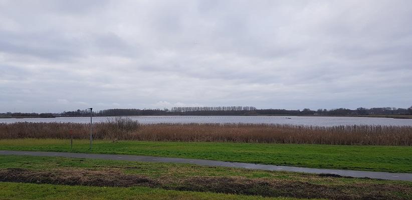 Wandeling over het Romeinse Limespad van Leiden naar Voorburg bij de Vlietlanden