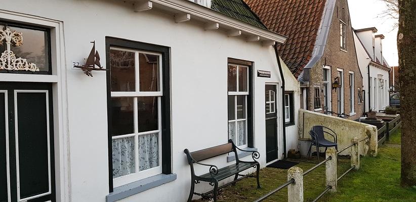 Rondwandeling op Schiermonnikoog in Dorp-Schiermonnikoog