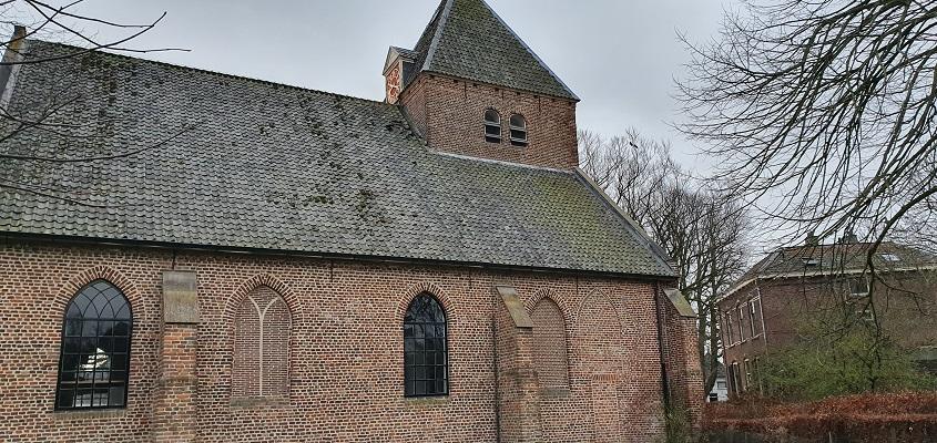 Stadswandeling Batenburg bij Sint Victorkerk