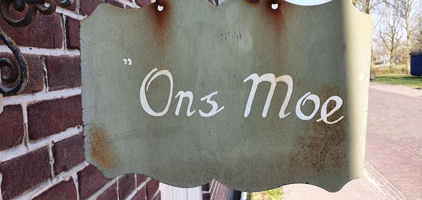Wandeling Graancirkel in Oploo bij Ons Moe