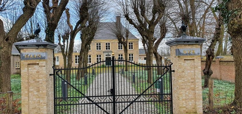 Een ommetje Halder met Annelies Aarts bij landgoed Haanwijk