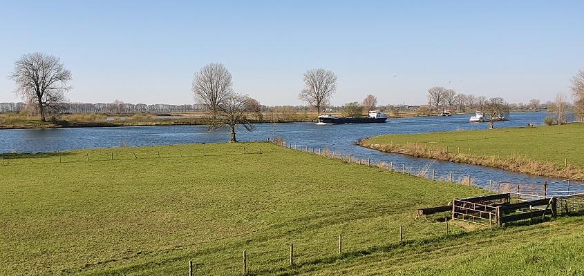 Wandeling in Ommetje Appeltern bij de Maas