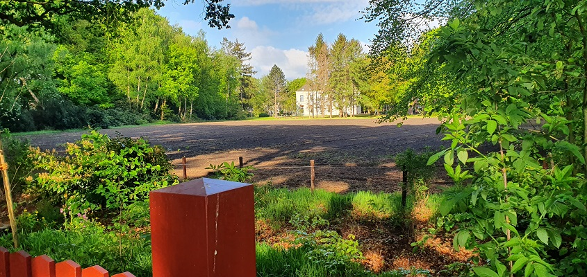 Wandeling over Trage Tocht Sandenburg