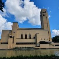 Dudok wandelroute - Hilversum - Wandelen langs de mooiste werken van architect Willem Marinus Dudok