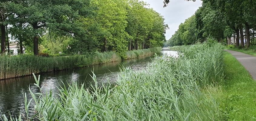 Trage Tocht Leusveld langs het Apeldoorns Kanaal