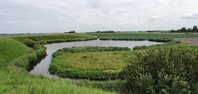Wandeling over de Westfriese Omringdijk van Schoorldam naar Schagen