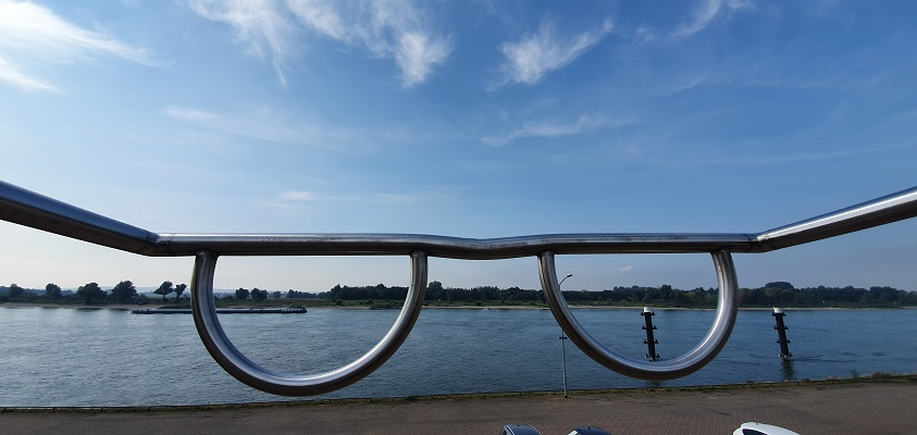 Wandeling over Trage Tocht Herwen bij de Rijn in Tolkamer
