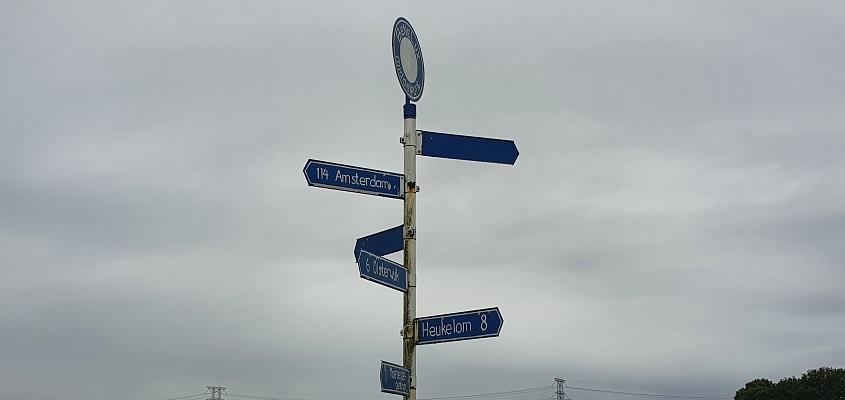 Wandeling naar het geografisch middelpunt