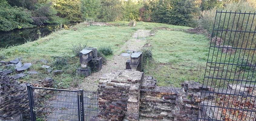 Wandeling over Trage Tocht Hemmen bij voormalig kasteel Hemmen